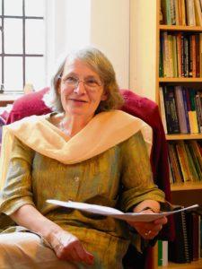 Co-author Ida Glaser