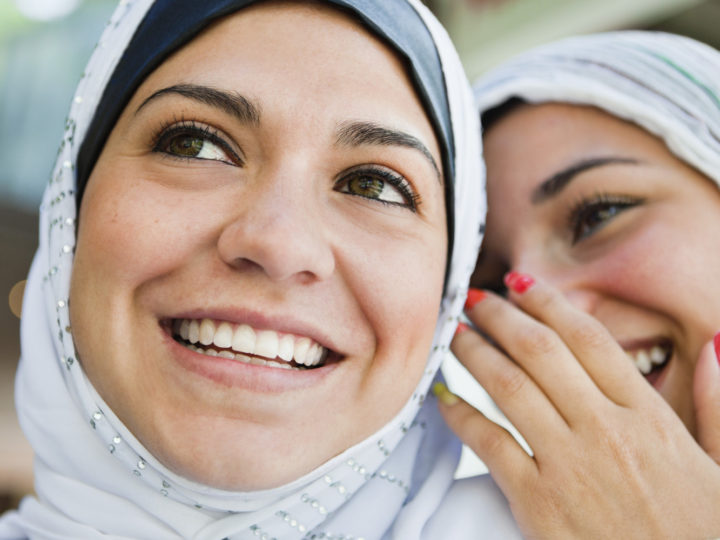 Contextualising Christian Faith in Encounters with Muslim Women