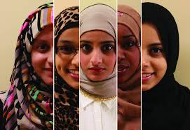 Women, the seventh face of Islam?