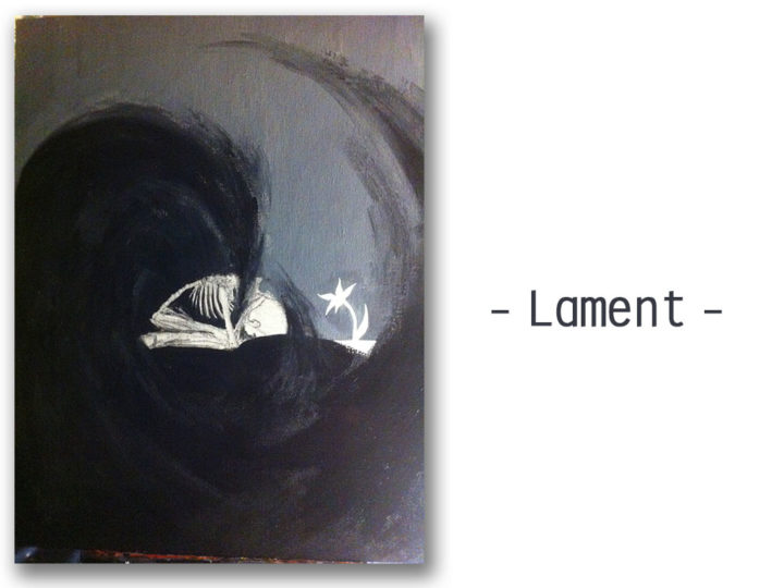 Lament: giving expression to God's nearness