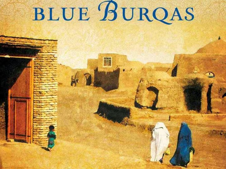 In the Land of Blue Burqas