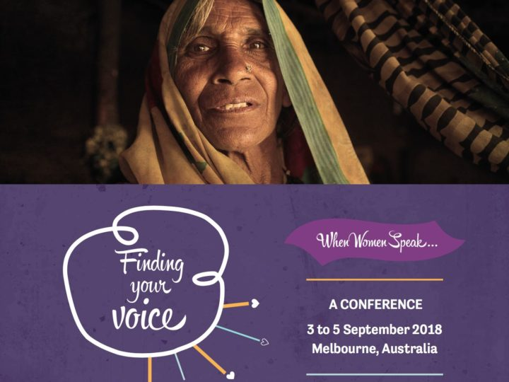 Announcing When Women Speaks 2018 Conference