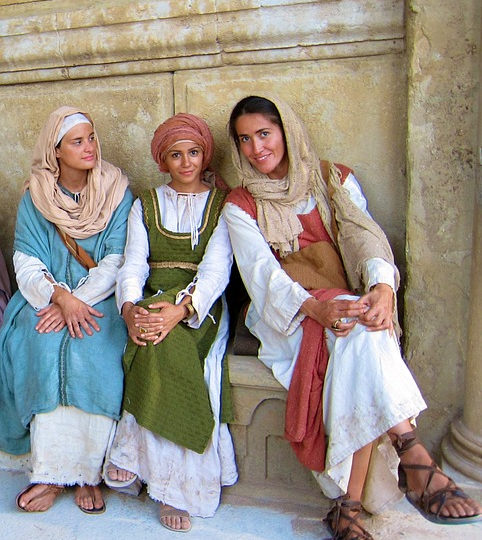 Women of the Bible – what do they teach us?