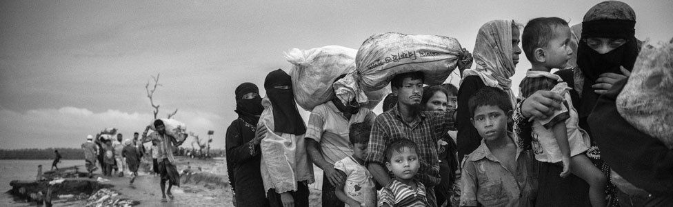 The Floating People – for the Rohingya People